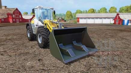 Liebherr L538 AWS v2.0 para Farming Simulator 2015