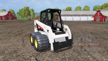 Bobcat S160 track para Farming Simulator 2015