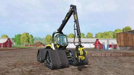 PONSSE Scorpion quadtrac para Farming Simulator 2015