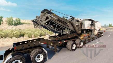 Fontaine Magnitude 55L Wirtgen para American Truck Simulator