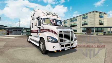 Freightliner Cascadia v1.2 para Euro Truck Simulator 2