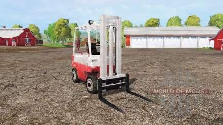 Linde H25D v1.1 para Farming Simulator 2015