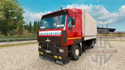 MAZ 5340 para Euro Truck Simulator 2