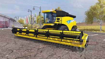New Holland CR9090 v2.0 para Farming Simulator 2013