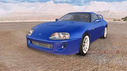 Toyota Supra engine pack v2.1 para BeamNG Drive