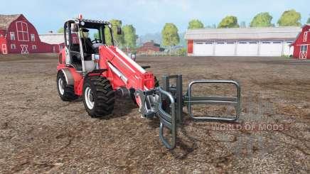 Weidemann 4270 CX 100T v1.2 para Farming Simulator 2015