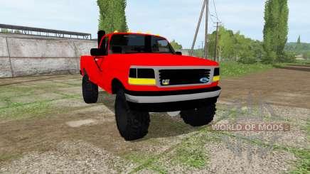 Ford F-150 para Farming Simulator 2017