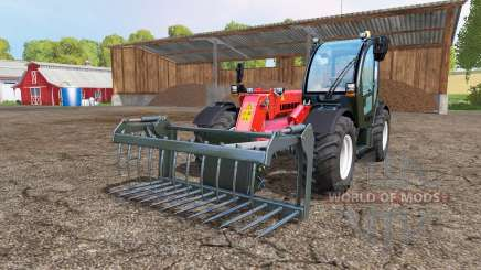 Liebherr TL 436-7 v1.3 para Farming Simulator 2015