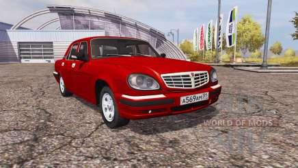 GAZ 31105 Volga para Farming Simulator 2013