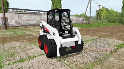Bobcat S160 v2.3 para Farming Simulator 2017