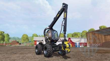 PONSSE Wolverine para Farming Simulator 2015