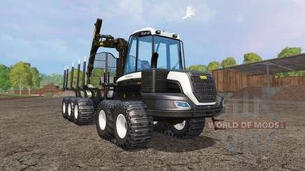 PONSSE Buffalo 10x10 para Farming Simulator 2015