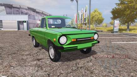 ZAZ 968M pick-up para Farming Simulator 2013