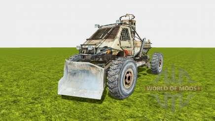 Armored truck para Farming Simulator 2015