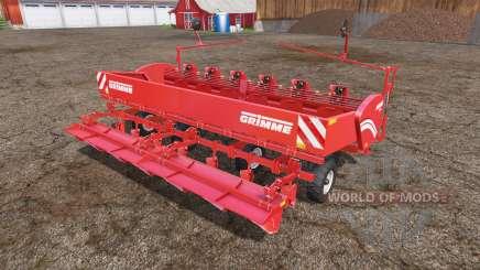 Grimme GL 660 v1.1 para Farming Simulator 2015