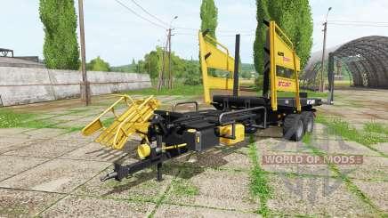 Arcusin AutoStack FS 63-72 para Farming Simulator 2017