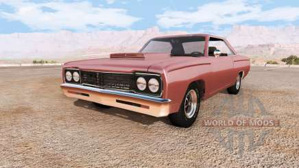 Plymouth Road Runner v1.1 para BeamNG Drive