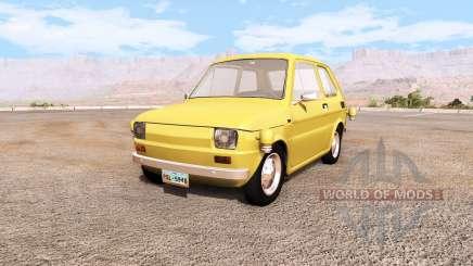 Fiat 126p flying v0.1 para BeamNG Drive