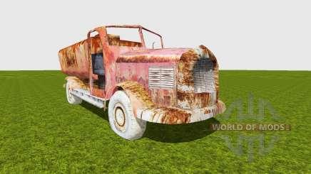 Oil truck damaged para Farming Simulator 2015