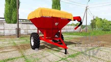 Becker GB-12000 para Farming Simulator 2017