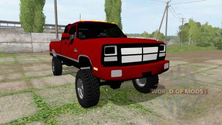Dodge Power Ram para Farming Simulator 2017