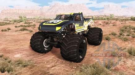 CRD Monster Truck v1.1 para BeamNG Drive