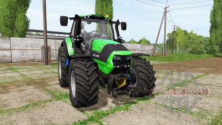 Deutz-Fahr Agrotron 6190 TTV v3.0 para Farming Simulator 2017