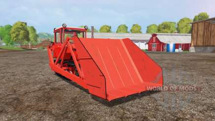 DT 75МФ v2.0 para Farming Simulator 2015