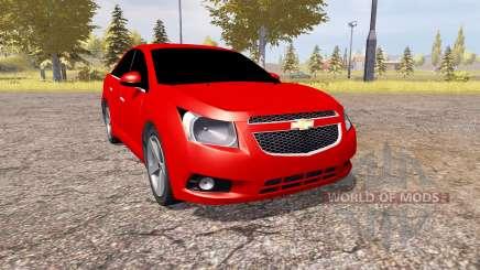 Chevrolet Cruze (J300) 2009 para Farming Simulator 2013