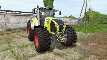 CLAAS Axion 840 para Farming Simulator 2017
