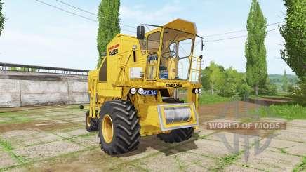New Holland Clayson M135 para Farming Simulator 2017