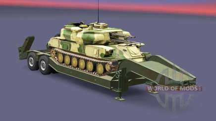 Military cargo pack v1.7.2 para Euro Truck Simulator 2