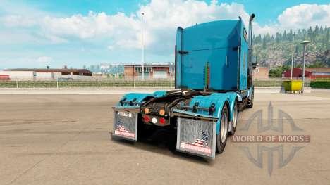Kenworth T800 v2.3 para Euro Truck Simulator 2