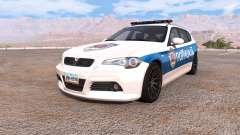 ETK 800-Série polícia v2.0 para BeamNG Drive