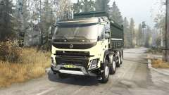 Volvo FMX 2014 v2.1 para MudRunner