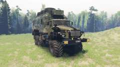 Ural 4320-10 Fantasma v1.2