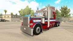 806 de Camionagem de pele para o caminhão Peterb
