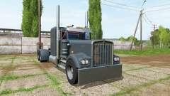 Kenworth W900A long