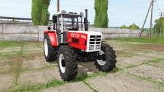 Steyr 8130A Turbo SK2 v2.0 para Farming Simulator 2017
