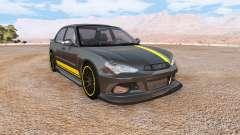 Hirochi Sunburst RS custom v2.0.1 para BeamNG Drive