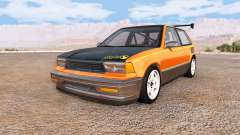 Ibishu Covet racer v1.1 para BeamNG Drive