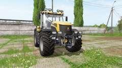 JCB Fastrac 3230 Xtra v2.6 para Farming Simulator 2017
