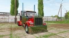 Kenworth W900 v1.3 para Farming Simulator 2017