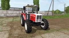 Steyr 8090A Turbo SK2 v3.0 para Farming Simulator 2017