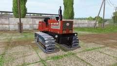 Fiatagri 160-55 v1.1 para Farming Simulator 2017