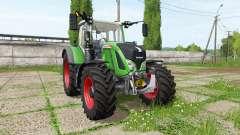 Fendt 718 Vario v1.1 para Farming Simulator 2017