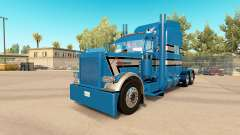 Pele GP 3 Personalizada Peterbilt 389 trator para American Truck Simulator
