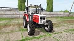 Steyr 8090A Turbo SK2 v2.5 para Farming Simulator 2017