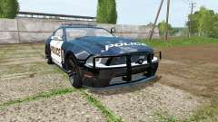 Ford Mustang Shelby GT Seacrest County Police