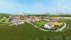 Czech valley v2.0 para Farming Simulator 2017